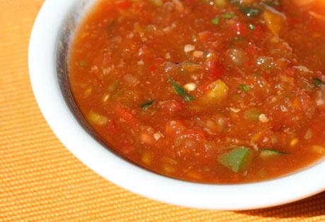 classic gazpacho recipe