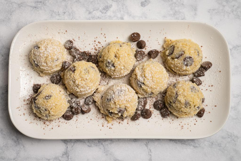 low-carb cookie dough